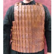 Leather Scale Chestpiece